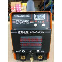 TIG-300 佳旺双电压(220V/380V)自动转换数字便携式氩弧焊机