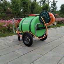 厂家生产160升四轮推车式打药机 高压喷雾器 果园蔬菜大棚专用养殖场清洗机