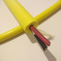 聚氨酯PUR防海水腐蚀线缆4|0.2|0.3|0.35|0.5|0.75|1 ROV水下电缆零浮力