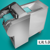新型多用不锈钢切菜机 果蔬切段机 厨房设备食品机械