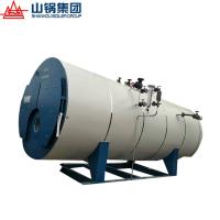 山鍋集團WNS2-1.25-Y(Q)冷凝式全自動燃天然氣蒸汽鍋爐