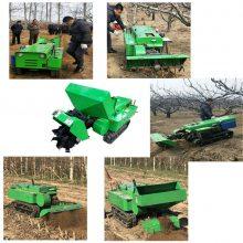 小型耕地机图片 批发柴油小型耕地机 润丰机械