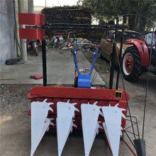 辽宁苞米秸秆收割机 农用小四轮配套使用的秸秆收割晾晒机润丰