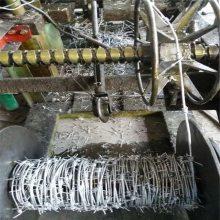 芒刺线 镀锌刺绳护栏 镀锌刺绳价格
