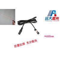Danger针车设备激光标线仪 广东镭射激光定位灯 红光一字线激光器