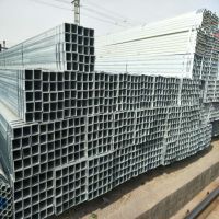 镀锌方管 云南厂家直销 材质q235b 规格100*100*7.0