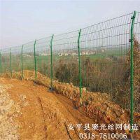 围山护栏网@现货供应绿色浸塑围山护栏网可与环境完美融合