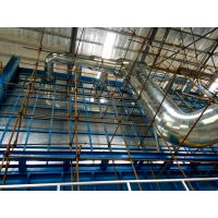 供应十堰化工厂罐体保温施工锅炉房管道保温施工怎样的罐体施工流程