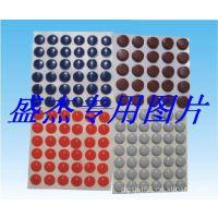 生产销售 带自粘橡胶脚垫 半圆形橡胶垫 工业橡胶垫