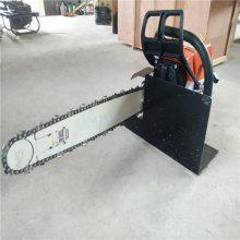 大树带土球挖树机参数 轻便型链锯起树机 硬土地移栽刨树机价格