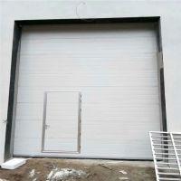 济南工业提升门 电动滑升门 保温工业门