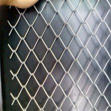 镀锌勾花网 矿用勾花网 体育场护栏网