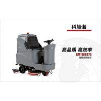广西驾驶式洗地机专业清洗地坪、釉面砖清洗机
