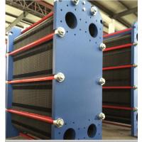 河北省邯郸市厂家直销泳池加温恒温可拆板式换热器 阿法拉伐配件