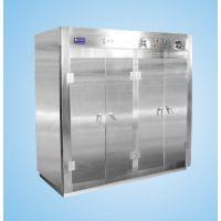 供应安然热风消毒柜 中央厨房设备 学校食堂餐具消毒 消毒库