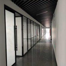 深圳办公玻璃隔音隔断