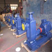 厂家直销80ZW40-16通化市耐腐蚀自吸泵_供应ZW50-10-20排污泵原理耐腐蚀自吸泵