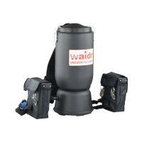 小型背负式电瓶吸尘器仓库打扫卫生用清理货架灰尘用威德尔WD-6L无线式吸尘器