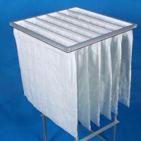 长治市 艾瑞净化厂家F5通风设备工程空调房过滤器F6无纺布袋式袋式滤网空调机组F7袋式空气过滤器