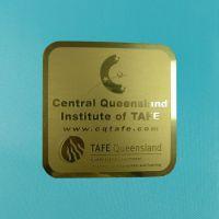 定制铜铝不锈钢材质金属标牌铭牌 铝质腐蚀面板 机器机械印刷标牌 二次氧化高铝标 高光铭板 实力厂家
