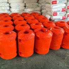 pe塑料浮筒 4050管道食品级浮筒 通孔127mm抽沙浮筒