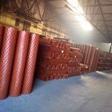 1.7米高 钢板网产品 菱形卷网价格 热镀锌铁网