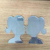 厂家直销玩具PC镜片 PVC镜片 亚克力镜片 PET镜片 PETG背胶镜片