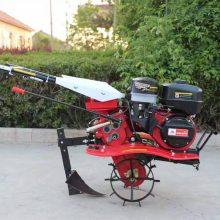 176柴油动力除草机 小型农用微耕机 山地开荒旋耕机