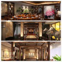 广州私人会所设计哪家做的好