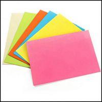 厂家直销信封定制西式信封 120g彩胶纸 多色可选各尺寸定制