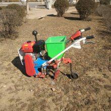 厂家直销旭阳汽油播种施肥机 大棚园用锄草微耕多用机 小麦玉米大豆耘播机