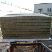 供应阻燃复合岩棉板 幕墙保温干挂岩棉板 外墙防火保温板