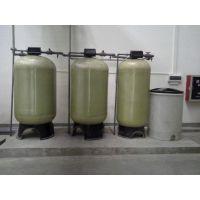 邯郸空调一备一用自动软化水设备BeZR-3