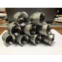 遵义304精铸不锈钢弯头生产厂家 DN100