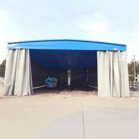 嘉兴供应室外大型工厂雨棚定做_布活动推拉帐篷厂家