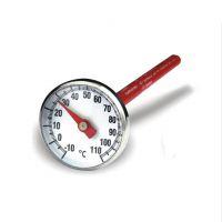 明高T809速读水温牛奶奶粉食物测量家用厨房不锈钢探针食品温度计