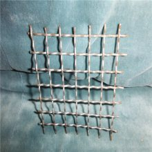 304l不锈钢轧花网 锰钢轧花网厂家 钢丝网羊床