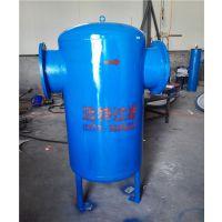 DN-250蒸汽汽水分离器、空气气水分离器、立式法兰油水分离器?大口径汽水分离器