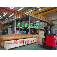 南阳阁楼货架价格 钢结构平台供应 品牌货架多少钱