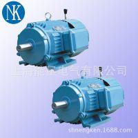 供应特价YEJ180M-2 22KW电磁交流制动三相异步电动机 上海能垦刹车电机