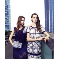 17新款宽松版品牌折扣女装品牌女装批发