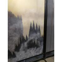山水艺术高端家居背景墙面涂装浮雕艺术质感漆施工工艺