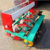 免耕施肥播种机 拖拉机谷子高粱播种机深度可调 蔬菜油菜精播机价格