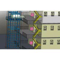 液压货梯升降機 导轨式升降货梯 定制货梯 货梯济南pt游戏平台机械提升机