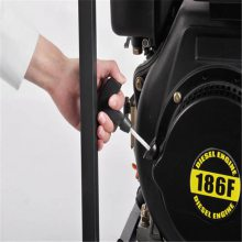柴油机2寸防汛抽水泵 厂房应急水泵