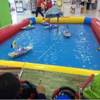 河南遥控船生产厂家 水上游乐设备 遥控军舰 户外游乐项目 娱乐设施