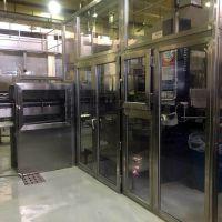 隔声房 泛德声学为郑州可口可乐工厂生产线隔声房工程