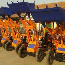 志成新款建筑施工小型装载机公路施工路基填挖机物料装卸机
