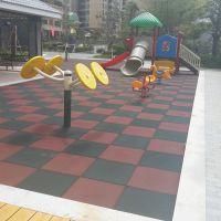 廣場專用地墊厚度定做 橡膠地墊安全耐用 地墊廠家直銷