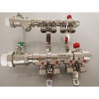 地热分水器|穿家装分水器|工程分水器